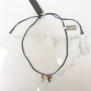 NWT J. Crew Charm Necklace